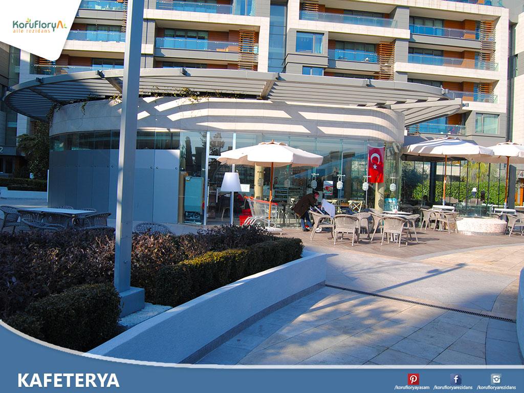 Koru Florya Rezidans Kafeterya