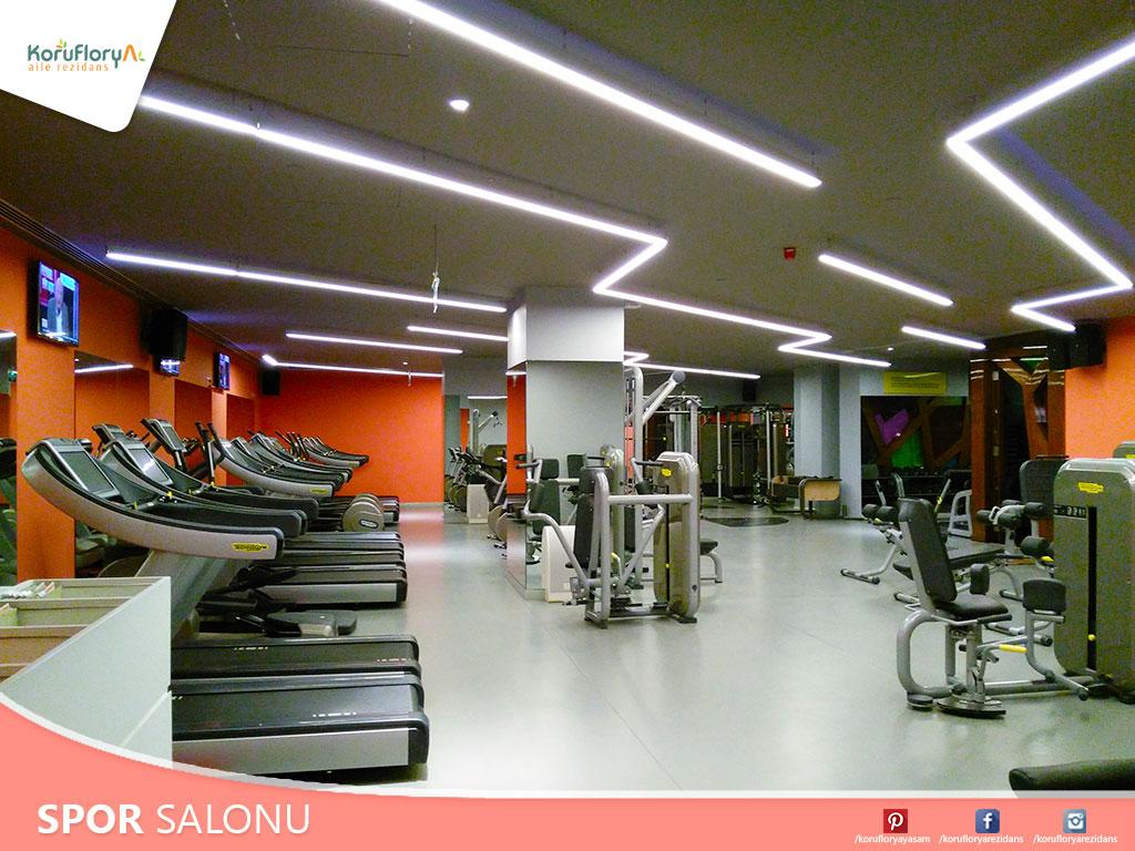Koru Florya Rezidans Spor & Fitness Salonu