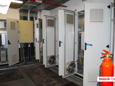 Koru Florya Rezidans Elektrik Odası