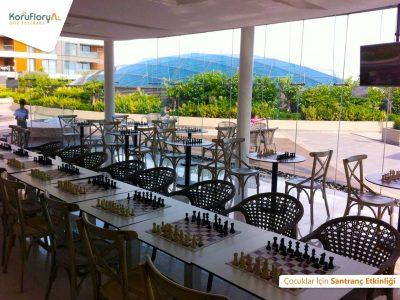 Koru Florya Rezidans Santranç etkinlik