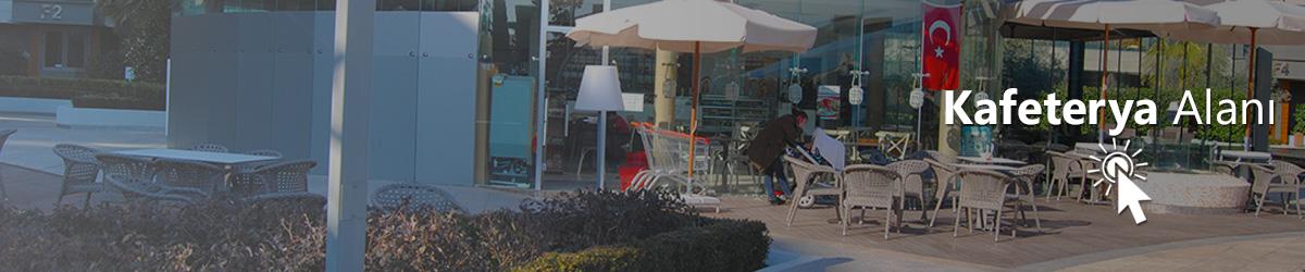 Koru Florya Rezidans Kafeterya Alanı