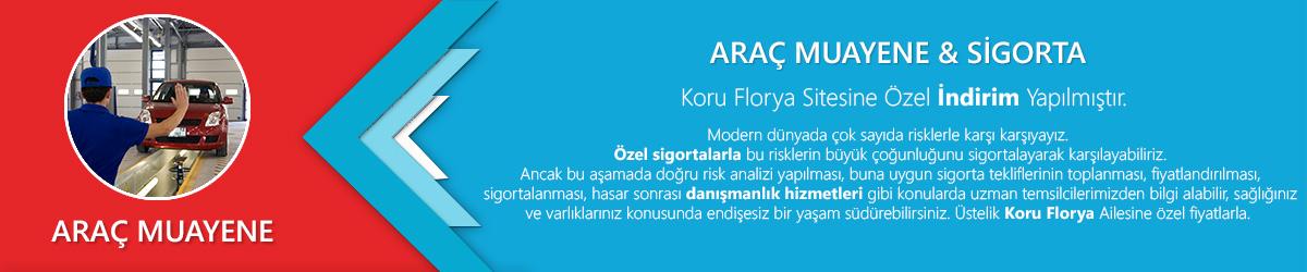 Koru Florya Rezidans Araç Muayene & Sigorta
