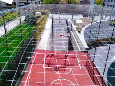 Koru Florya Rezidans çok amaçlı spor tesisi