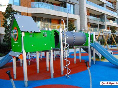 Koru Florya Rezidans çocuk parkları