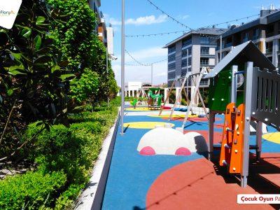 Koru Florya Rezidans çocuklar için park