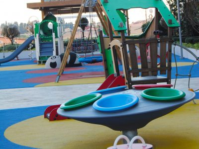 Koru Florya Rezidans çocuklar oyun alanı