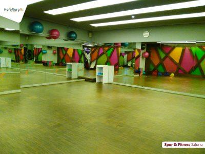 Koru Florya Rezidans Fitness Salon içi
