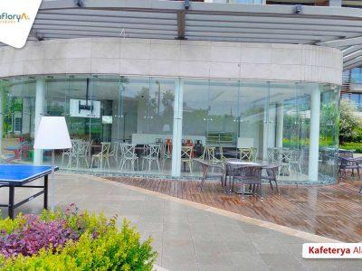 Koru Florya Rezidans Kafeterya Giriş