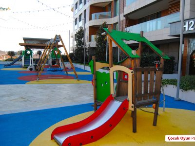 Koru Florya Rezidans oyun parkı
