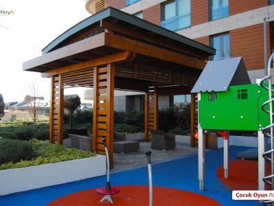 Koru Florya Rezidans oyun parkları