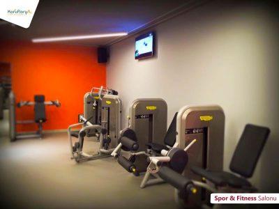 Koru Florya Rezidans Spor Body Alanı